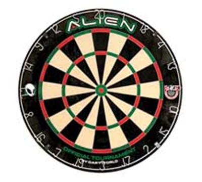 Alien Bristle Dartboard