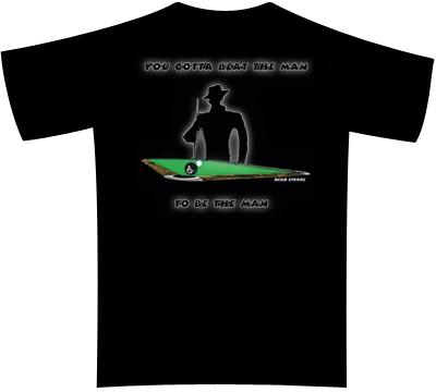 Dead Stroke Pool T-Shirt – Beat The Man