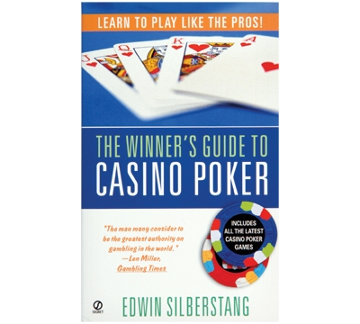 "Silberstang's ""The Winner's Guide to Casino Poker"""