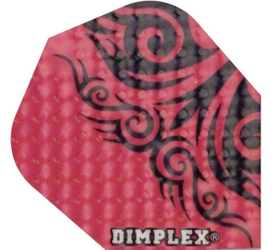 Dimplex Standard Flight Red/Black