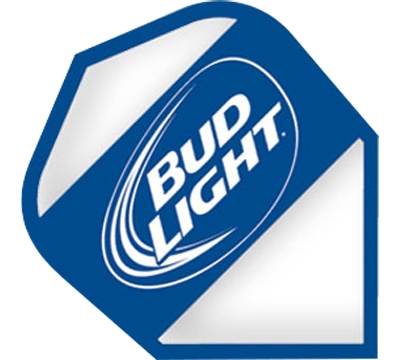 Bud Light Clear Poly Standard Flight