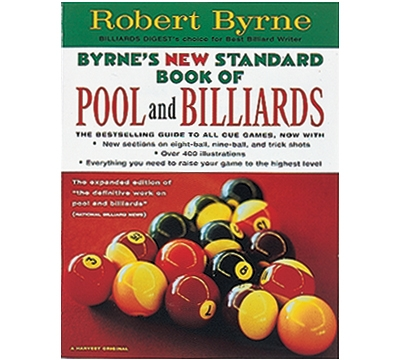 "Byrne's ""NEW Standard Book on Pool"""