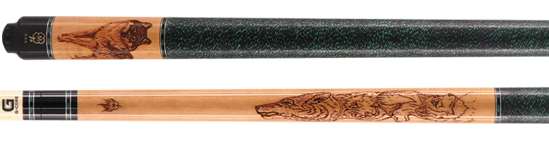McDermott G-Series Wildfire Cue