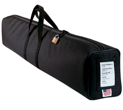 Porper Large Cue Case Travel Bag - Mueller's Billiard & Dart Supplies