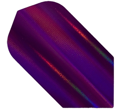 Pillar of Light Poly Slim Purple Flight