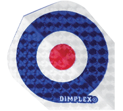 Bullseye Dimplex Flight
