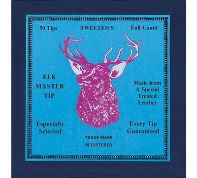 Elk Master Cue Tips – 11mm