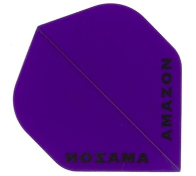 Purple Amazon Hard Poly Flight