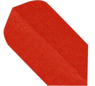 Red Nylon Rib-Stock Slim Flight