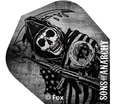 Sons Of Anarchy Grim Reaper Standard Flight