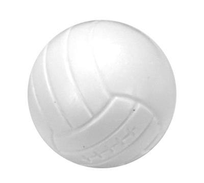 Tournament Soccer White Engraved Foosball