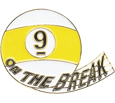 9 on the Break Pin