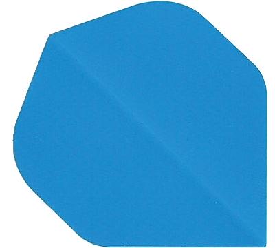 Blue Standard Hard Poly Flight