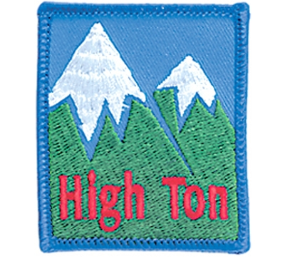 High Ton Patch