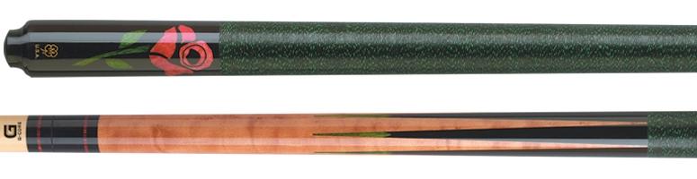 McDermott Classic Cue – Rose – M34F