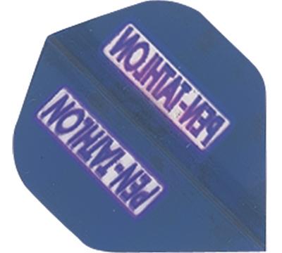 Purple Double-Thick Poly Pentathlon Flight