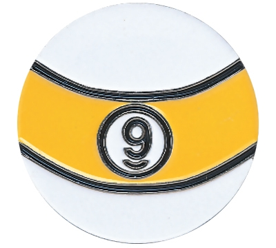 9-Ball Pin