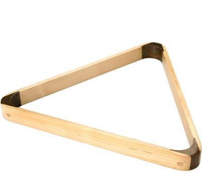"Maple Doweled Triangle, 2-1/4"""
