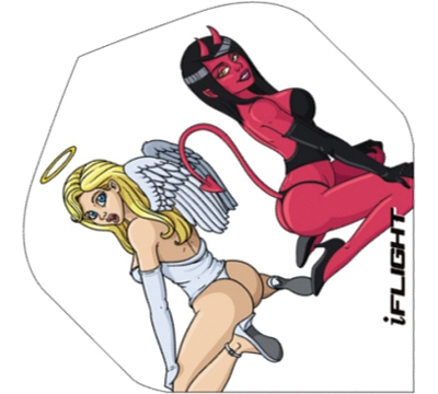 i-Flight Angel/Devil Standard Flight