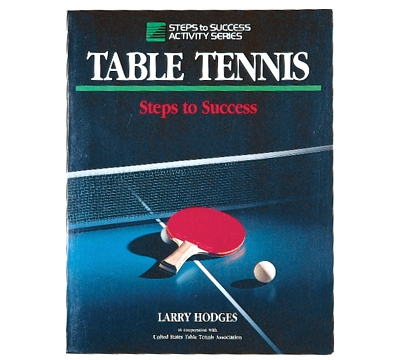 Table Tennis-Steps to Success Activity Series