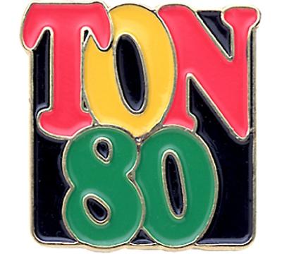 Ton 80 Dart Pin