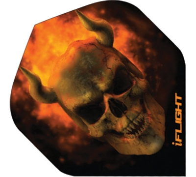 i-Flight Horned Skull Standard Flight