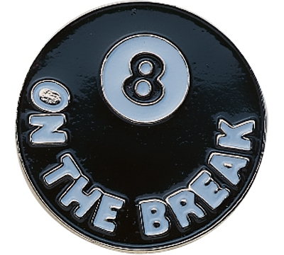 8 on the Break Pin
