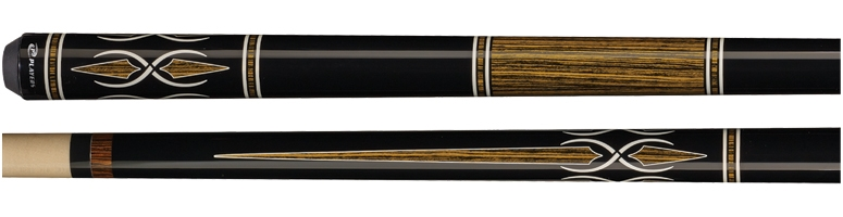 Players Graphic Series Cue – G4116