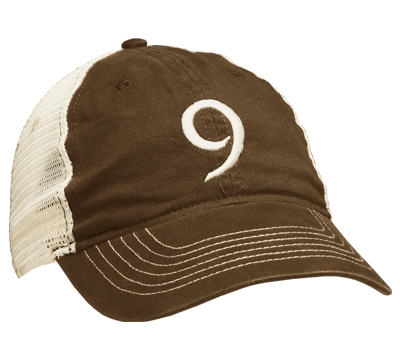 RT9 Brownstone Trucker Hat