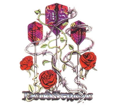 Dead Stroke Dart Decals Dart Roses