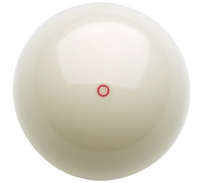 Red Champion Belgian Aramith Circle Ball