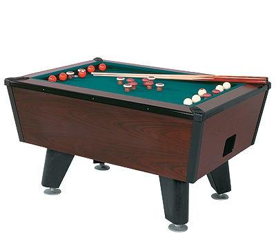 VALLEY BUMPER POOL TABLE