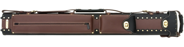 2x2 Instroke Leather Cowboy Cue Case