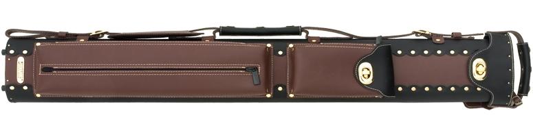 2x2 Instroke Leather Cowboy Cue Case