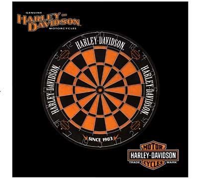Harley-Davidson Jigsaw Wall Protector