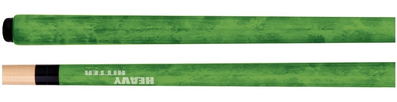 Jacoby Heavy Hitter Break Cue Green