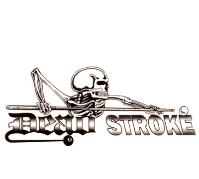 Dead Stroke Decal Pool Logo