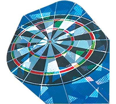 Steel Board on Blue 2D/3D Flight