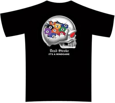 Dead Stroke Pool T-Shirt – Pool Mindgame