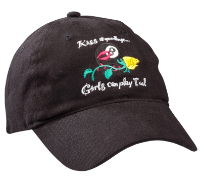 Dead Stroke Hat – Kiss it Goodbye