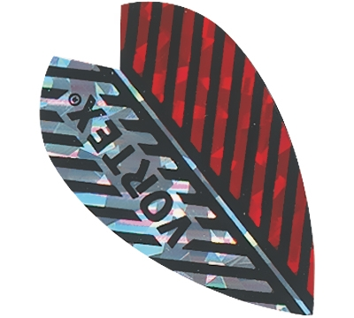 Silver/Red Vortex/VX Flight