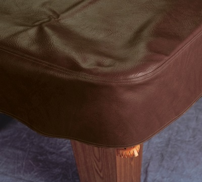 """9  1/2' Vinyl Fitted Cover, 64"""" x 114"""""""
