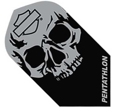 Harley-Davidson® Slim Poly Flt Skull
