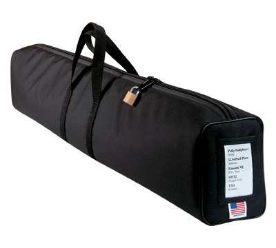 Porper Small Cue Case Travel Bag