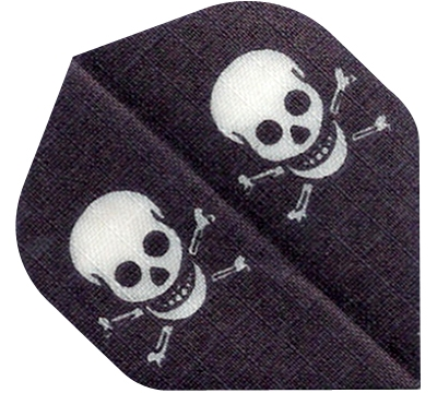 Skull & Crossbones Nylon Rib-Stock Flight