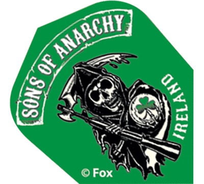 Sons Of Anarchy Ireland Standard Flight