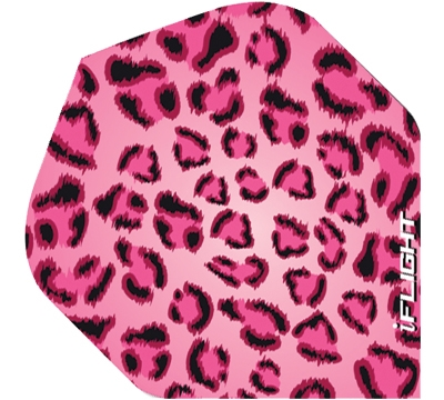 i-Flight Pink Leopard Standard Flight