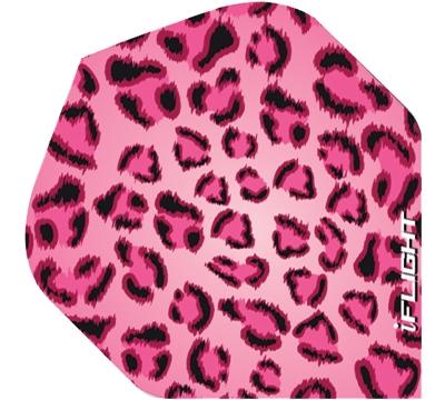 i-Flight Pink Leopard Standard Flight