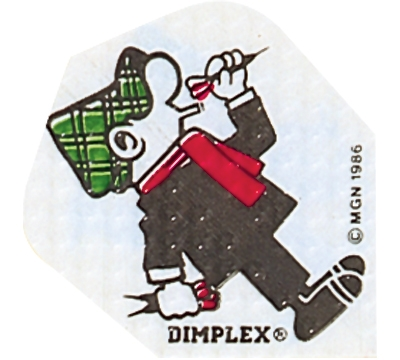 Andy Capp Dimplex Flight
