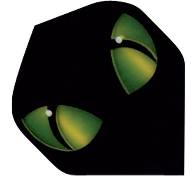 Green Eyes Poly Met Flight